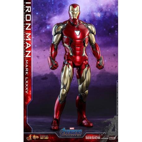 Avengers: Endgame Movie Masterpiece Series Diecast Action Figure 1/6 Iron Man Mark LXXXV