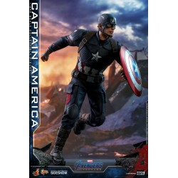Avengers: Endgame Movie Masterpiece Action Figure 1/6 Captain America