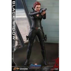 Endgame Movie Masterpiece Action Figure 1/6 Black Widow
