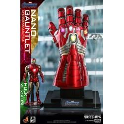 Vengadores: Endgame réplica Life-Size Masterpiece 1/1 Nano Gauntlet Hulk Ver