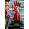 Vengadores: Endgame replica Life-Size Masterpiece 1/1 Nano Gauntlet Hulk Ver