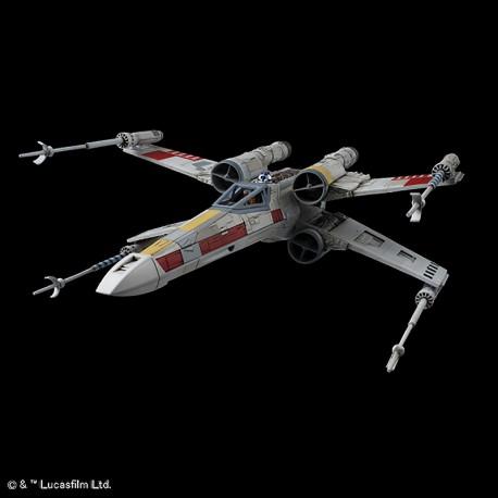 Star Wars Plastic Model Kit 1/72 X-Wing Starfighter