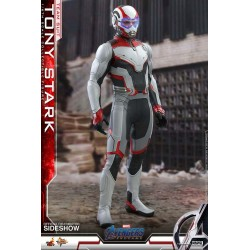 Vengadores: Endgame Figura Movie Masterpiece 1/6 Tony Stark (Team Suit)