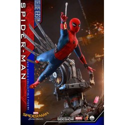 Spider-Man: Homecoming Quarter Scale Series Action Figure 1/4 Spider-Man Deluxe Version