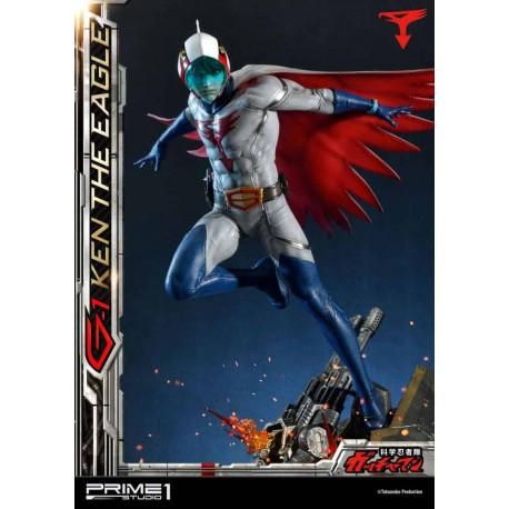 Science Ninja Team Gatchaman Statue 1/4 G-1 Ken the Eagle