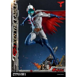 Science Ninja Team Gatchaman Statue 1/4 G-1 Ken the Eagle