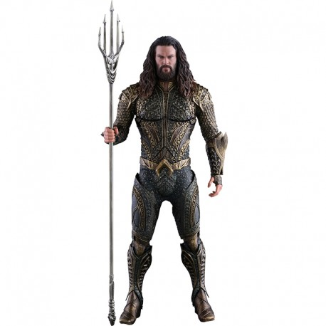 Justice League Movie Masterpiece Action Figure 1/6 Aquaman