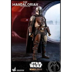 Star Wars The Mandalorian Action Figure 1/6 The Mandalorian