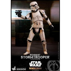 Star Wars The Mandalorian Action Figure 1/6 Remnant Stormtrooper