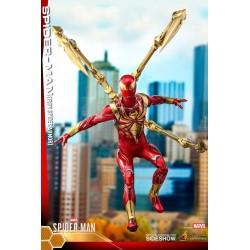 Marvel's Spider-Man Figura Video Game Masterpiece 1/6 Spider-Man (Iron Spider Armor)