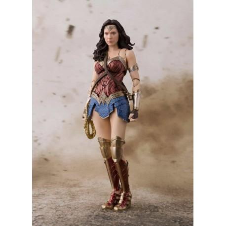 Justice League S.H. Figuarts Action Figure Wonder Woman