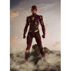Justice League Figura S.H. Figuarts Flash Tamashii Web Exclusive