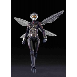 Ant-Man and the Wasp S.H. Figuarts Action Figure The Wasp & Tamashii Stage