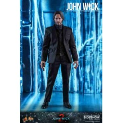 John Wick Chapter 2 Movie Masterpiece Action Figure 1/6 John Wick