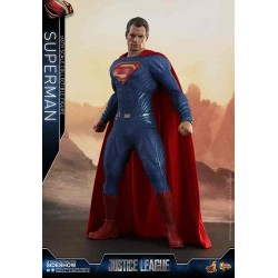 Justice League Movie Masterpiece Action Figure 1/6 Superman