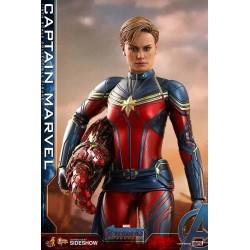 Endgame Movie Masterpiece Series PVC Action Figure 1/6 Captain Marvel