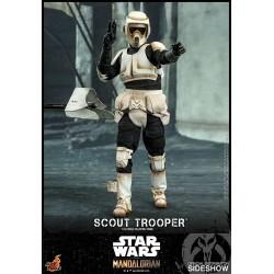 Star Wars The Mandalorian Action Figure 1/6 Scout Trooper