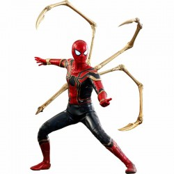 Vengadores Infinity War Figura Movie Masterpiece 1/6 Iron Spider