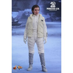 Star Wars Episode V Movie Masterpiece Action Figure 1/6 Princess Leia