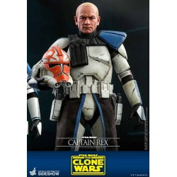 Star Wars The Clone Wars Action Figure 1/6 Captain Rex