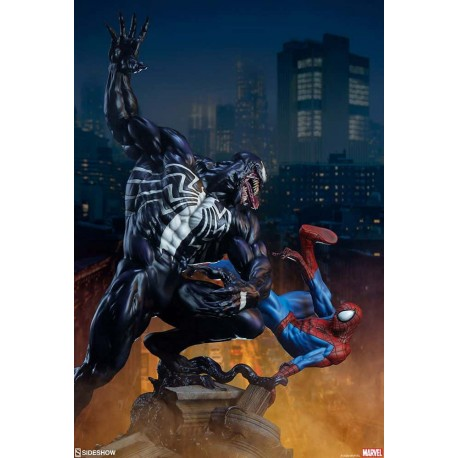 Spider-Man vs Venom Exclusive Edition
