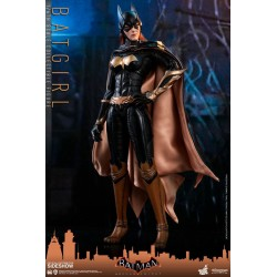 Batman Arkham Knight Videojuego Masterpiece Figura de acción 1/6 Batgirl