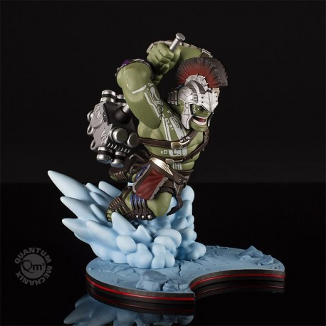 Thor Ragnarok Q-Fig MAX Diorama Hulk