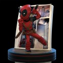 Marvel Q-Fig Diorama Deadpool 4D