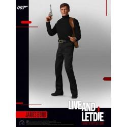 James Bond Live and Let Die Collector Figure Series Action Figure 1/6 James Bond
