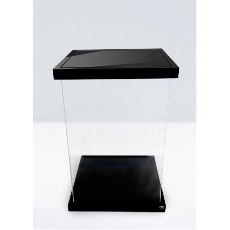 Guard Ultimate Acrylic Display Figures 1/6 Black Magnetic Edition