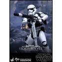 Star Wars Episode VII Movie Masterpiece Action Figure 1/6 First Order Heavy Gunner Stormtrooper