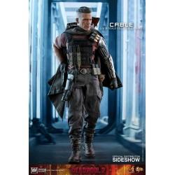 Deadpool 2 Figura Movie Masterpiece 1/6 Cable