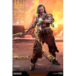 Iron Man 2 Figura Movie Masterpiece 1/6 Whiplash 2020 Toy Fair Exclusive