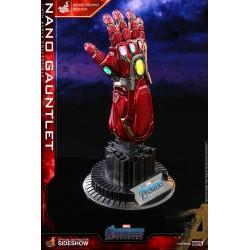Vengadores: Endgame réplica 1/4 Nano Gauntlet (Edición promocional de la película)