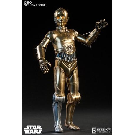Star Wars Figure 1/6 C-3PO