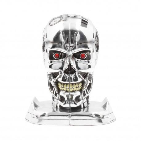 Terminator 2 Cabeza Soportalibros