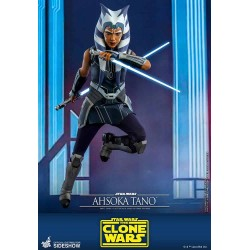 Star Wars The Clone Wars Action Figure 1/6 Ahsoka Tano