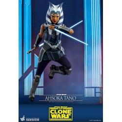 Star Wars The Clone Wars Figura de acción 1/6 Ahsoka Tano