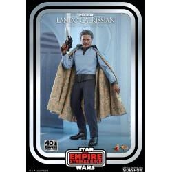 Star Wars Figura 1/6 Lando Calrissian The Empire Strikes Back 40th Anniversary Collection