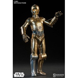 Star Wars Figure 1/6 C-3PO
