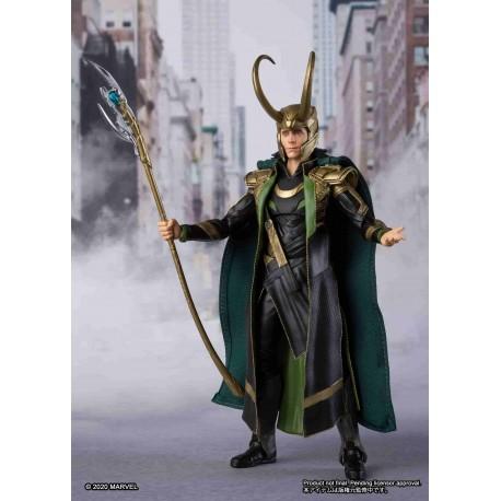 Avengers S.H. Figuarts Action Figure Loki