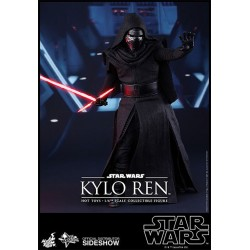 Star Wars Episode VII Figure Movie Masterpiece 1/6 Kylo Ren