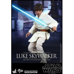 Star Wars Figure Movie Masterpiece 1/6 Luke Skywalker