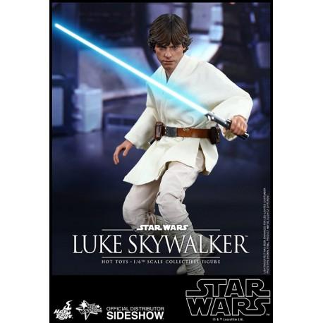 Star Wars Figure Movie Masterpiece 1/6 Luke Skywalker
