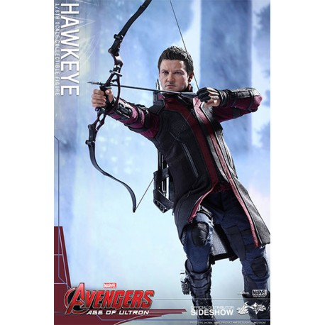 The Avengers Age of Ultron Figure Movie Masterpiece 1/6 Hawkeye
