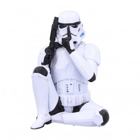 Original Stormtrooper Figure Speak No Evil Stormtrooper