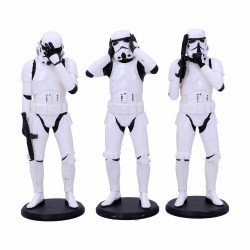 Original Stormtrooper Figures 3-Pack Three Wise Stormtroopers