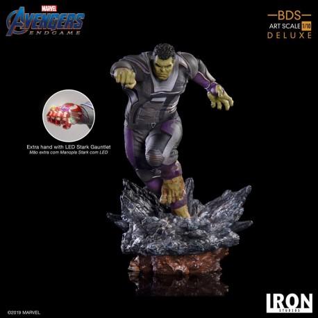 Avengers: Endgame BDS Art Scale Statue 1/10 Hulk Deluxe