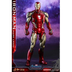 Avengers: Endgame Movie Masterpiece Series Diecast Action Figure 1/6 Iron Man Mark LXXXV