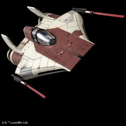 Star Wars Episode IV A-Wing Starfighter
